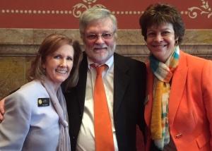 Senator Linda Newell, Kirk, Carrie Nolan, NMSS
